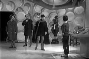 An Unearthly Child – Mini review