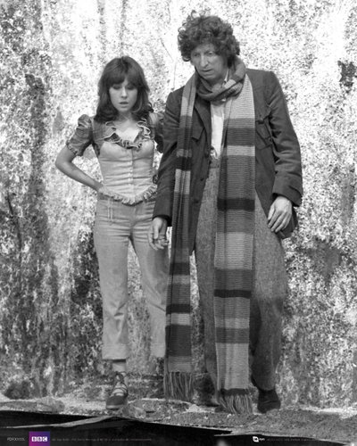 ... 4 1 2 ...  sc 1 st  Doctor Who returns in Autumn 2018 & Flashback: The 4th Doctor Sarah Jane Smith and Harry u2013 www.fangrock ...