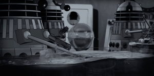 The first trailer for reanimated Doctor Who story Power of the Daleks
