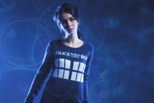 Hot Topic's stunning new Doctor Who collection