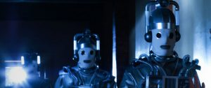 Oh my gosh, the 1960s Cybermen are back!